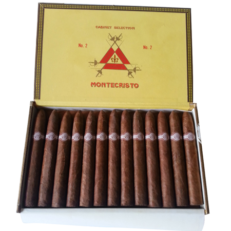 MAT728 - Montecristo No. 2 - KMM JUL04