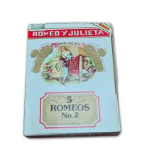 Lot 106 - Romeo y Julieta Tubed no.2