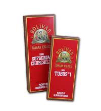 Lot 14 - Bolivar Supremas Churchills and Tubos no.1