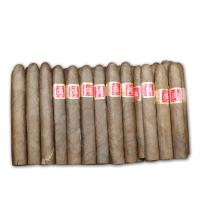 Lot 17 - Mixed  Single cigars