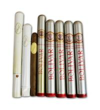 Lot 18 - Mixed singles Bolivar and Davidoff