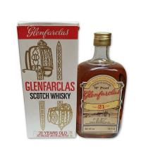 Lot 248 - Glenfarclas 21YO All Malt Scotch Whisky