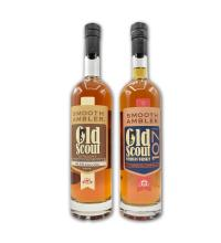 Lot 281 - Smooth Ambler Old Scout 107 Proof  + Old Scout 99 Proof