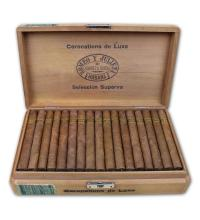 Lot 353 - Romeo y Julieta Coronations de Luxe Seleccion Superva