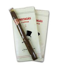 Lot 62 - Partagas Toppers