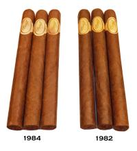 DAV1347 - Davidoff Dom Perignon - 3 from 1982 and 3 from 1984