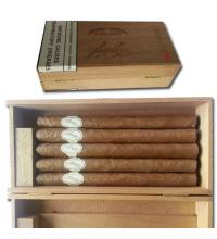 DAV248 - Davidoff  80th Anniversario - No stamp 1984