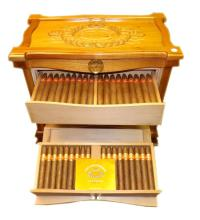 HUM1100 - Partagas Partagas 160th Anniversary Humidor - 2006 Limited edition of 250 humidors.