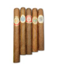 Lot 10 - Mixed Single Cigars