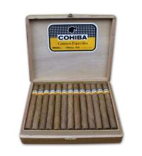 Lot 15 - Cohiba Coronas Especiales