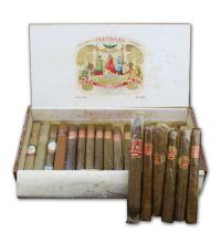 Lot 11 - Mixed Single Cigars