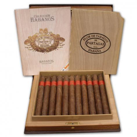 Lot 240 - Partagas  Serie C No.1 Book