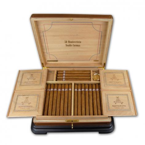 Lot 299 - Montecristo Replica series Double Coronas Humidor