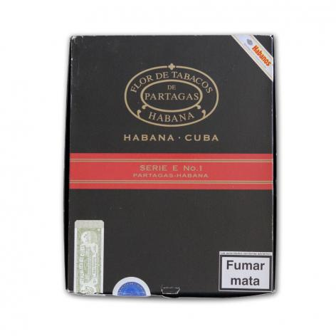 Lot 379 - Partagas Serie E no.1 Book