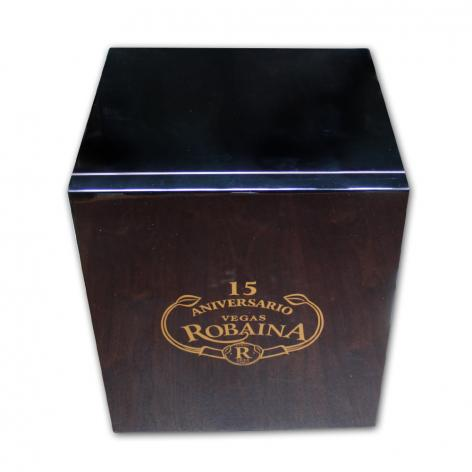 Lot 422 - Vegas Robaina 15th Anniversary Humidor