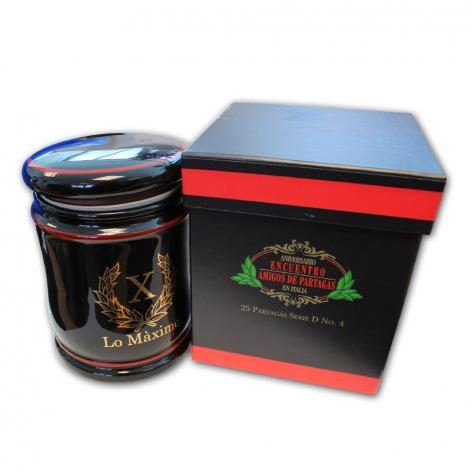 Lot 6 - Partagas Serie D No.4 Jar